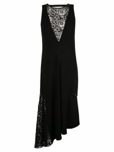 Tibi Guipure lace dress - Black