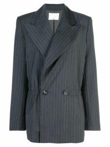 Tibi pinstripe blazer - Grey