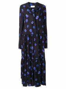 Christian Wijnants Dashak maxi dress - Black