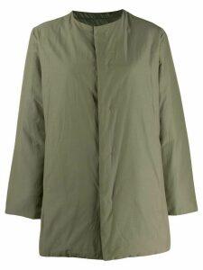 Plantation reversible padded coat - Green
