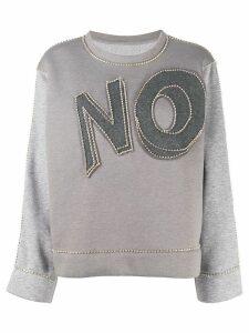 Viktor & Rolf The Immaculate No II sweatshirt - Grey