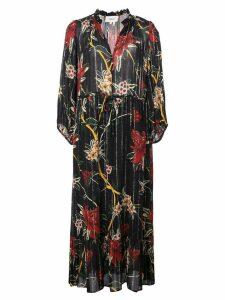 Ba & Sh Patty floral print dress - Black