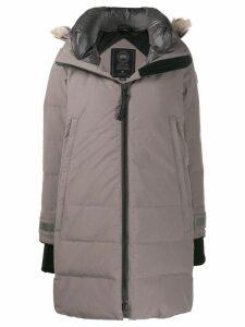 Canada Goose Kenton hooded parka coat - Grey