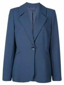 Elie Tahari Rein single-breasted blazer - Blue