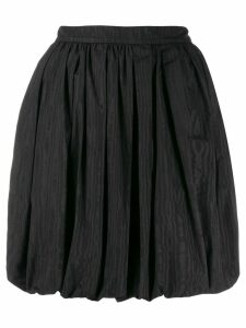 MSGM puffball skirt - Black
