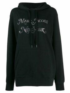 Marc Jacobs logo hoodie - Black