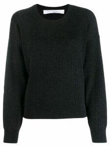Iro oversize knit jumper - Black