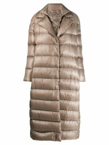 Herno double-layer puffer jacket - Neutrals