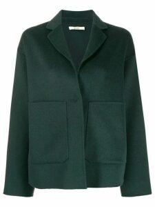 Odeeh oversize pocket jacket - Green
