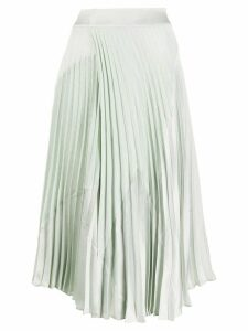 Vince pleated skirt - Green