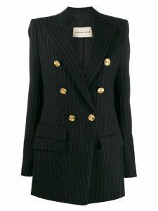Alexandre Vauthier pinstripe blazer - Black