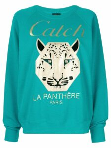 Nil & Mon Catch sweatshirt - Blue