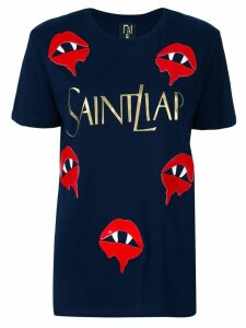 Nil & Mon Saint Liar T-shirt - Blue