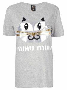 Nil & Mon Miau Mia T-shirt - Grey