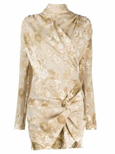 Magda Butrym Trieste dress - Neutrals