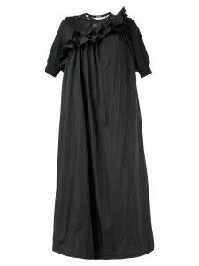 Sueundercover ruffle shift dress - Black