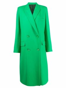 Christian Wijnants double-breasted Janka coat - Green