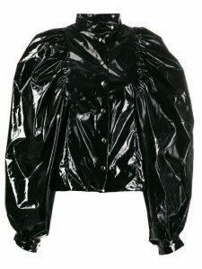 Chopova Lowena ruched jacket - Black