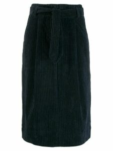 YMC corduroy skirt - Blue