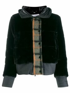 Rossignol panelled bomber jacket - Black
