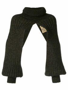 Uma Wang roll neck jumper - Brown