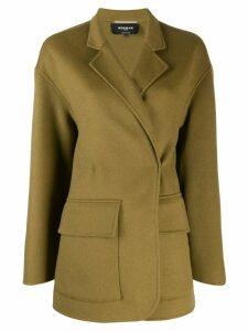 Rochas oversized blazer - Green