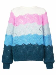 Closed Bright sky jumper - Multicolour