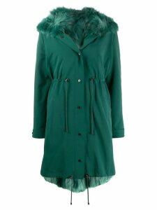 Liska Sandroni coat - Grün