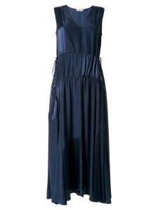 Amur Lotta drawstring dress - Blue