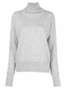 Autumn Cashmere long sleeve jumper - Grey