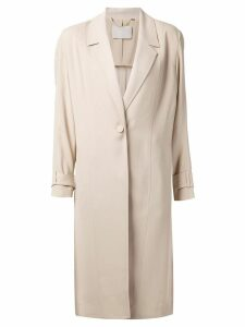 Jason Wu 'Cady' coat - Neutrals