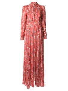 Paul & Joe Christal shirt dress - Pink