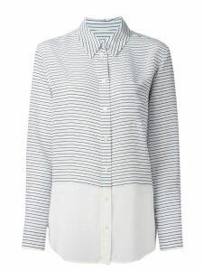 Equipment striped shirt - White