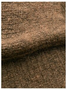 Le Mont St Michel Samuelle sweater - Brown