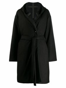 Isaac Sellam Experience Drolatique feather down coat - Black