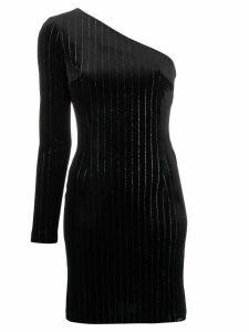 Liu Jo one shoulder fitted dress - Black