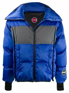 Colmar A.G.E. By Shayne Oliver contrast padded jacket - Blue