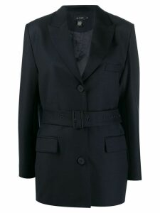 Low Classic belted blazer - Blue