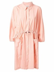 Henrik Vibskov drawstring waist dress - PINK