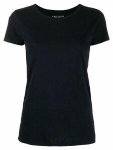 Majestic Filatures short sleeved cotton T-shirt - Blue
