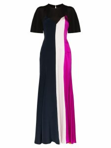 Roksanda Emile panelled gown - Multicoloured