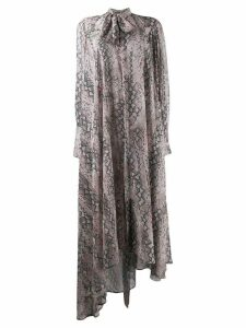 A.F.Vandevorst Desperado dress - PINK