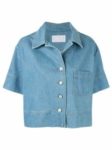 Ingorokva Eleni denim shirt - Blue