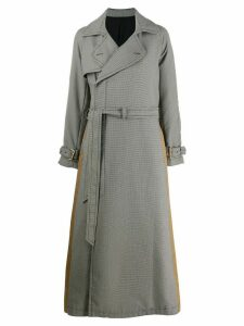 A.F.Vandevorst Matrix coat - Black