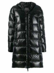 Duvetica padded coat - Black