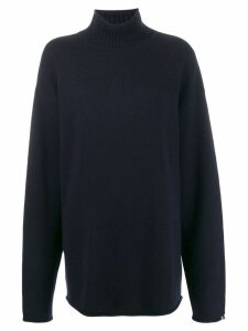 Extreme Cashmere cashmere blend sweater - Blue