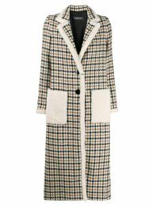 Simonetta Ravizza Oleandro coat - White