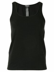 Dsquared2 fitted tank top - Black