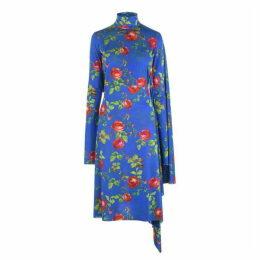 Vetements Backless Dress