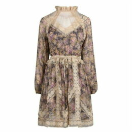 Zimmermann Sab Lace Mini Dress